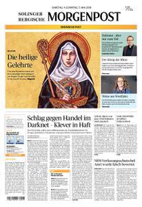 Solinger Morgenpost – 04. Mai 2019