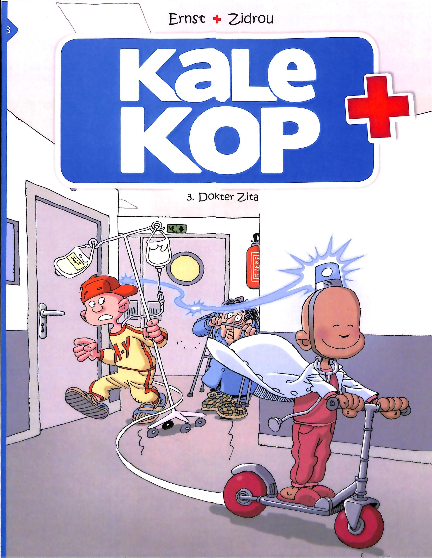 Kale Kop - 03 - Dokter Zita