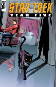 Star Trek - Year Five 011 (2020) (digital) (The Seeker-Empire