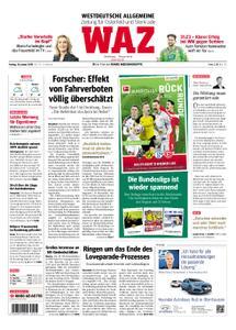 WAZ Westdeutsche Allgemeine Zeitung Oberhausen-Sterkrade - 18. Januar 2019