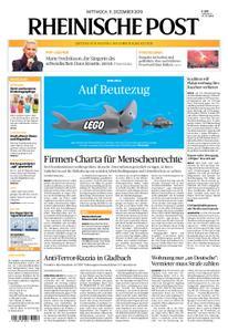 Rheinische Post – 11. Dezember 2019