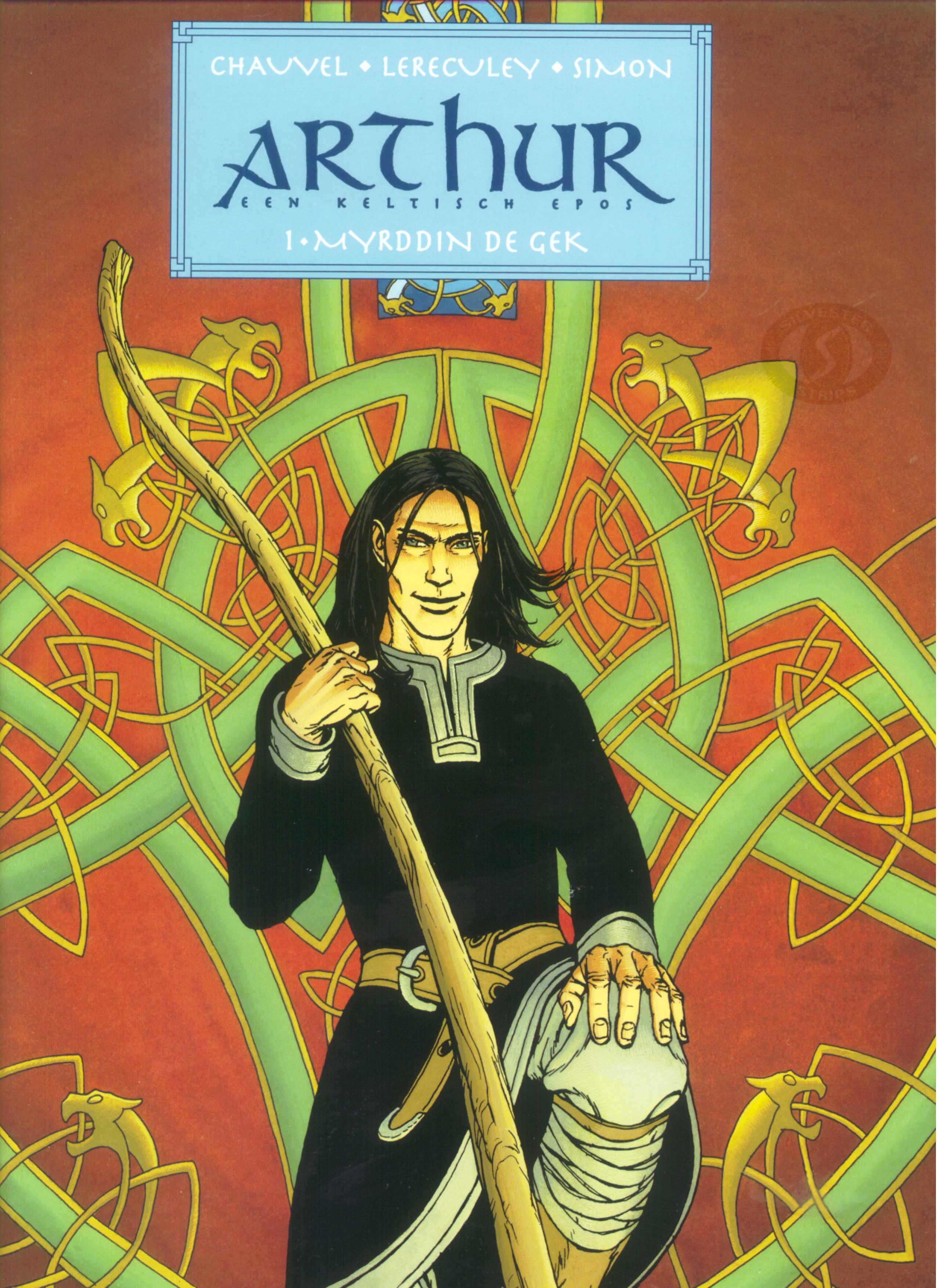 Arthur (Een Keltisch Epos)/Arthur (Een Keltisch Epos) - 08 - Gwenhwyfar de strijdster