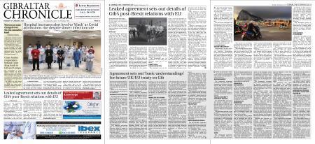 Gibraltar Chronicle – 12 January 2021