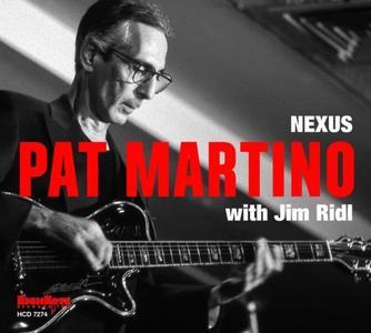 Pat Martino & Jim Ridl - Nexus (2015) {HighNote}