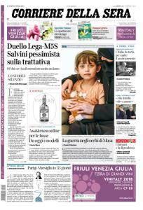 Corriere della Sera - 16 Aprile 2018