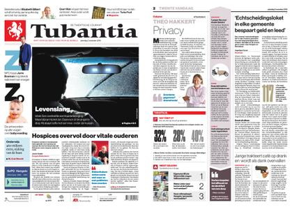 Tubantia - Enschede – 02 november 2019