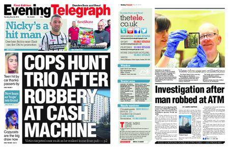 Evening Telegraph First Edition – May 29, 2018