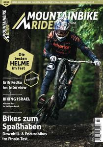 Mountainbike Rider – März 2019