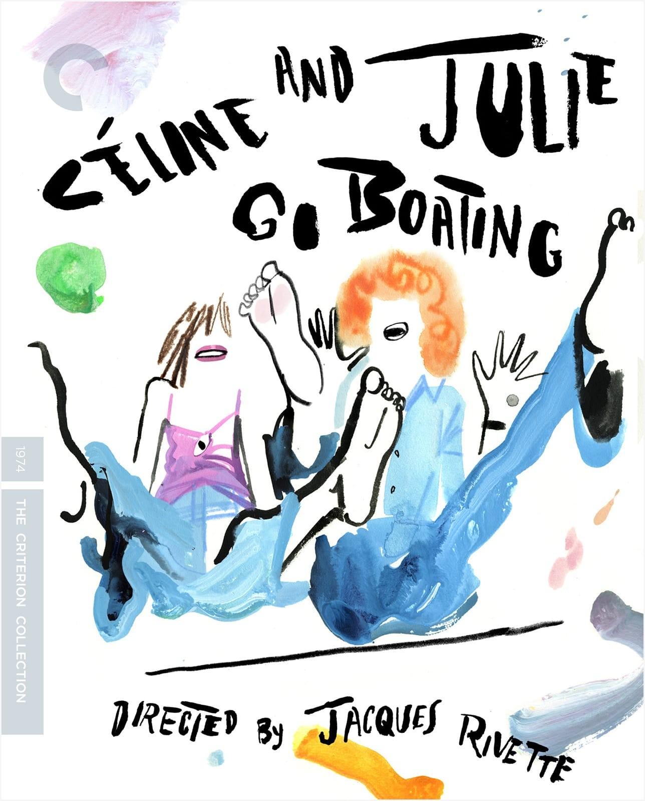 Celine and Julie Go Boating / Céline et Julie vont en bateau (1974) [Criterion Collection]