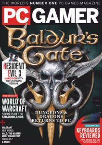 PC Gamer UK - April 2020