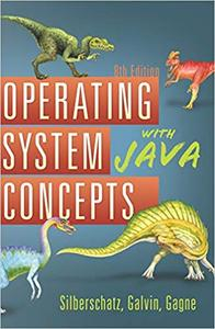 Operating System Concepts with Java Ed 8