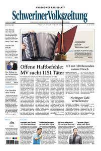 Schweriner Volkszeitung Hagenower Kreisblatt - 05. Januar 2018