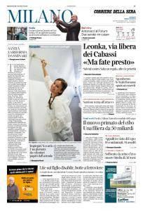 Corriere della Sera Milano - 9 Maggio 2018