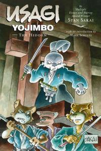 Usagi Yojimbo Book 33-The Hidden 2019 digital Son of Ultron