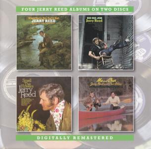 Jerry Reed - Even More Original RCA Albums (2018) {2CD Set BGO Records BGOCD1355 rec 1971-1972}