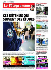 Le Télégramme Concarneau – 06 mai 2019