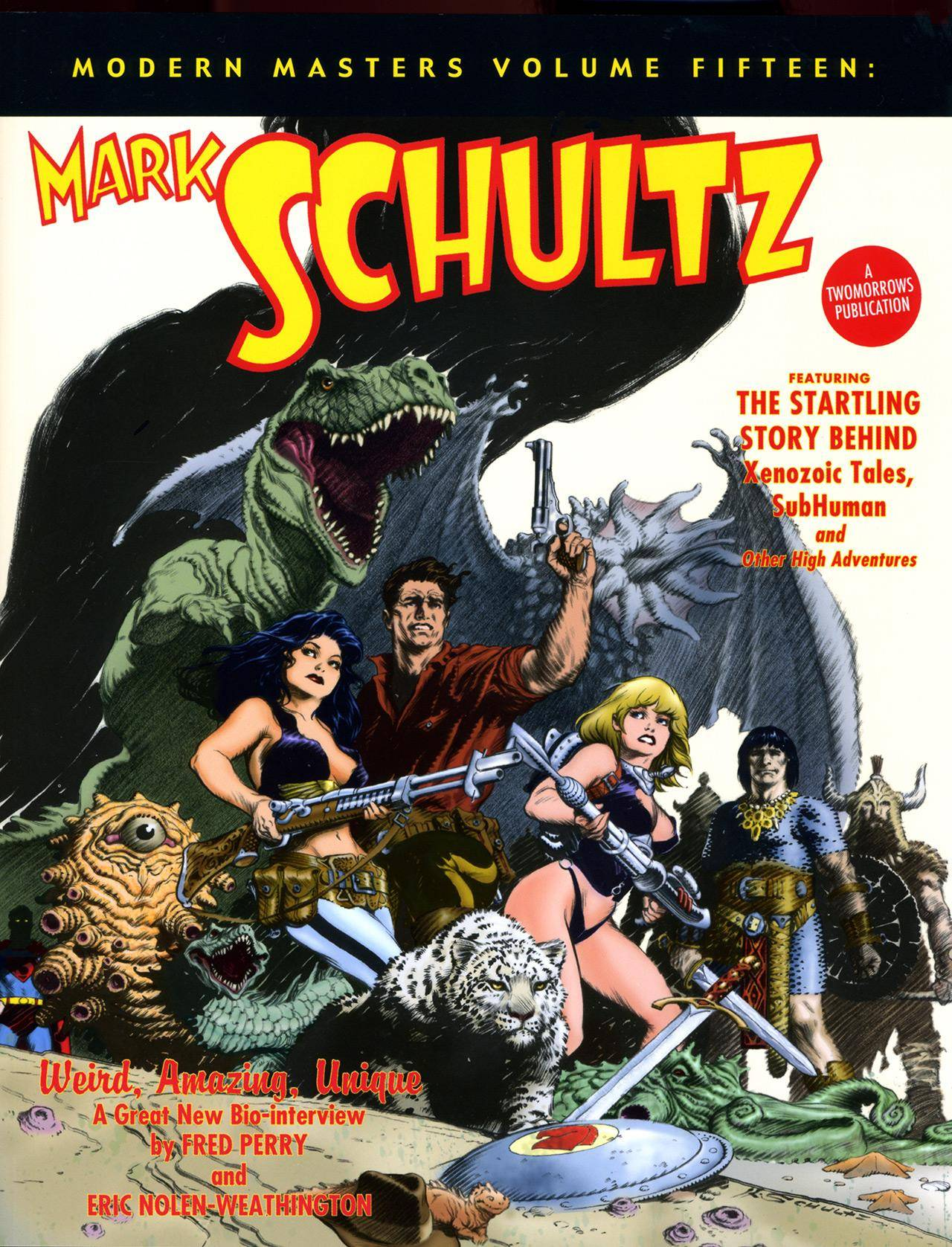 Modern Masters Vol 15 - Mark Schultz ArtNet - DCP
