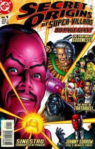 Secret Origins of Super-Villains 80-Page Giant 1999