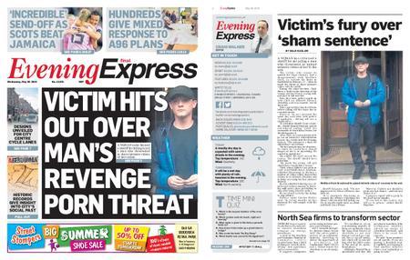 Evening Express – May 29, 2019
