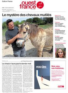 Ouest-France Édition France – 05 septembre 2020