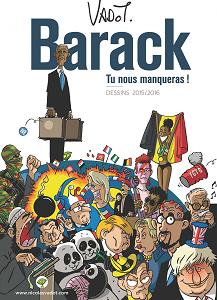 Barack - Tu Nous Manqueras!