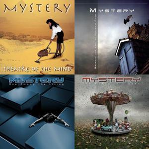 Mystery - 4 Studio Albums (1996-2012)
