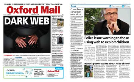 Oxford Mail – June 08, 2020