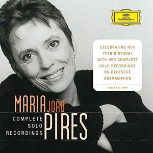 Maria Joao Pires - Complete Solo Recordings (20CD Box Set, 2014)