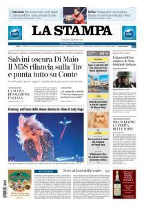La Stampa Torino Provincia e Canavese - 12 Febbraio 2019