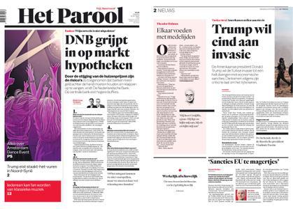 Het Parool – 15 oktober 2019