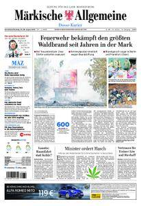 Märkische Allgemeine Dosse Kurier - 25. August 2018