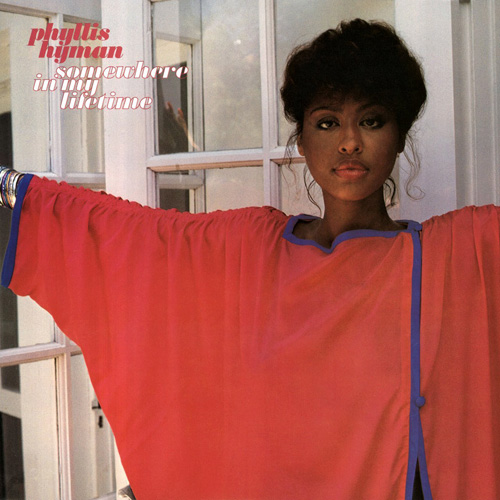 Phyllis Hyman - Somewhere In My Lifetime (1978) [1999 Lady Soul Collection]