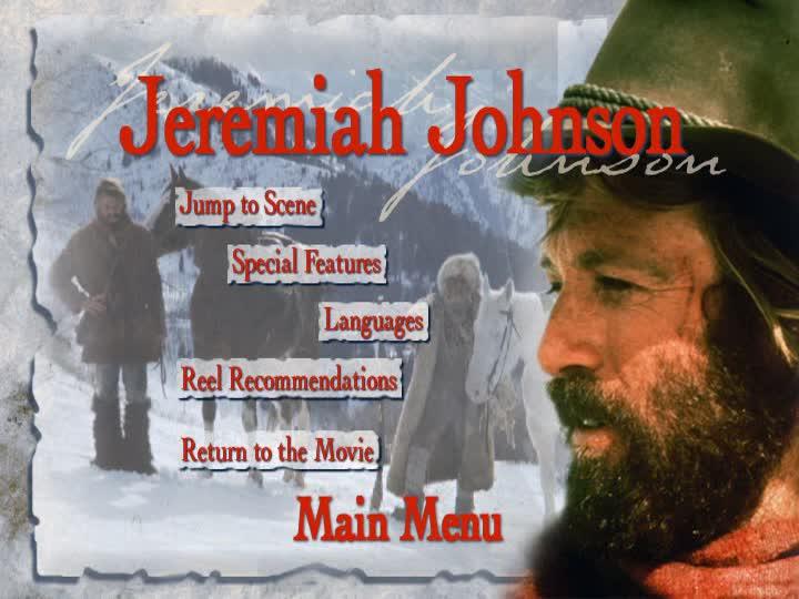 Jeremiah Johnson (1972) [Re-Up]