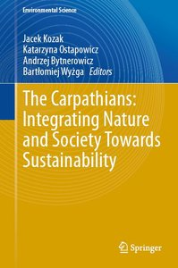 The Carpathians: Integrating Nature and Society Towards Sustainability (repost)