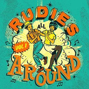 VA - Rudies All Around Vol.1 (2018)