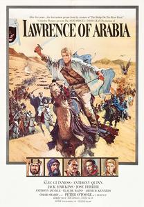 Lawrence of Arabia (1962) [4K, Ultra HD]