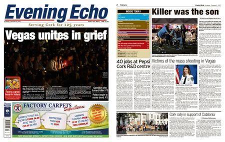 Evening Echo – October 03, 2017