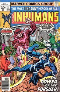 Inhumans 11 (c2c