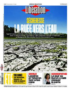 Libération - 22 juillet 2019