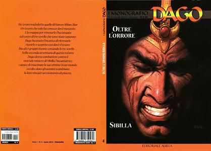 I Monografici Dago - Volume 4 - Oltre L'Orrore - Sibilla