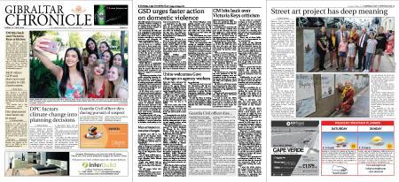 Gibraltar Chronicle – 31 May 2019