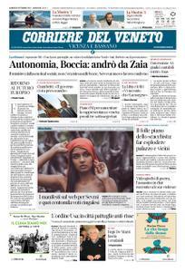 Corriere del Veneto Vicenza e Bassano – 06 settembre 2019