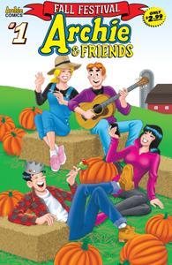Archie & Friends 008-Fall Festival 001 2020 digital Salem