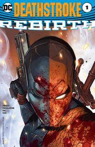 Deathstroke - Rebirth 001 2016 2 covers Digital Zone-Empire