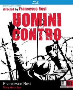 Many Wars Ago (1970) Uomini contro