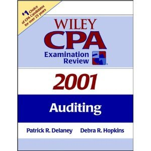Wiley Cpa Examination Review, 2001: Auditing