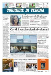 Corriere di Verona – 08 settembre 2020