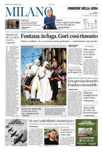 Corriere della Sera Milano - 14 Febbraio 2018