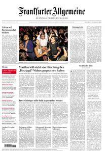 Frankfurter Allgemeine Zeitung F.A.Z. - 11. September 2018