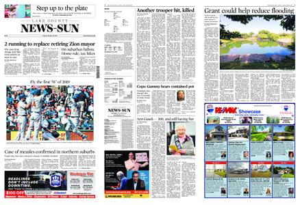 Lake County News-Sun – March 29, 2019